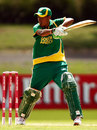 Alicia Smith cuts past point, South Africa v West Indies, Group A, women's World Cup, Newcastle, March 8, 2009