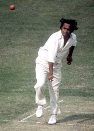 Prasanna provided a masterclass in top-grade slow bowling