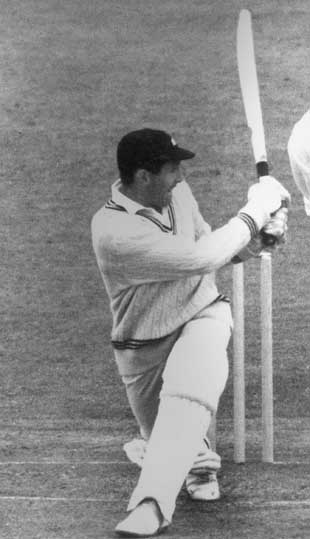 Graham Dowling's 143 was the top score in the game