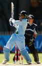 Anjum Chopra pulls on her way to 52, India v New Zealand, Super Six, women's World Cup, Sydney, March 17, 2009