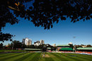 A panoramic view of the North Sydney Oval, India v New Zealand, Super Six, women's World Cup, Sydney, March 17, 2009