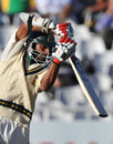 The debutant Imraan Khan in action, South Africa v Australia, 3rd Test, 1st day, Cape Town, March 19, 2009