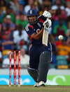 Ravi Bopara played second-fiddle to Andrew Strauss in England's nine-wicket win, West Indies v England, 4th ODI, Bridgetown, March 29, 2009