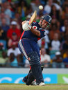 Andrew Strauss cracked an unbeaten 79 from 61 balls to seal a series-levelling win, West Indies v England, 4th ODI, Bridgetown, March 29, 2009