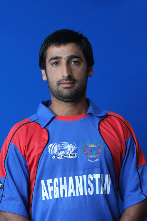 Asghar Stanikzai (Cricketer)