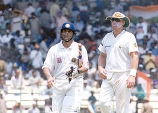 Is the Warne-Tendulkar rivalry belittled by the spinner's recent pronouncements about the IPL?