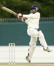 Harpreet Singh pulls en route to his century, Australia Under-19 v India Under-19, 1st Test, Hobart, 2nd day, April 12, 2009