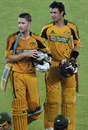 Michael Clarke and Callum Ferguson took Australia home, Pakistan v Australia, 2nd ODI, Dubai, April 24, 2009