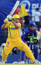 Suresh Raina square cuts, Chennai Super Kings v Rajasthan Royals, IPL, 22nd match, Centurion, April 30, 2009