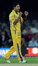 Shadab Jakati took his second consecutive four-wicket haul, Chennai Super Kings v Deccan Chargers, IPL, 29th match, East London, May 4, 2009