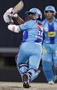 Pinal Shah steps up a gear, Deccan Chargers v Mumbai Indians, IPL, 32nd match, Centurion, May 6, 2009