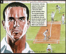 An illustration from <i>You Are The Umpire</i> by Paul Trevillion and John Holder