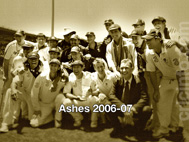 Ashes 2006-07