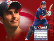 Team England - World Cup 2007