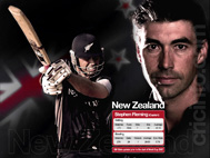Team New Zealand - World Cup 2007