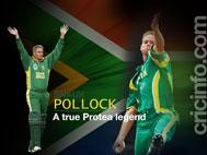 Shaun Pollock - A true Protea legend