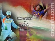 Sri Lanka v India 2008