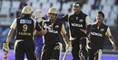 The Kolkata Knight Riders end the tournament on a high, Kolkata Knight Riders v Rajasthan Royals, IPL, Durban, May 20, 2009
