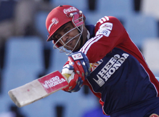 Virender Sehwag goes on the offensive, Delhi Daredevils v Mumbai Indians, IPL, 55th match, Centurion, May 21, 2009