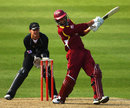 Johan van der Wath launches one of three sixes in four balls, Worcestershire v Northamptonshire, Twenty20 Cup, New Road, May 30, 2009