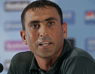 I've had to stop smiling :  Younis Khan, Captain, Pakistan