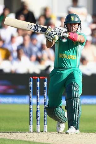 Herschelle Gibbs hit the ball sweetly during his 42, South Africa v Pakistan, ICC World Twenty20, Trent Bridge, June 1, 2009