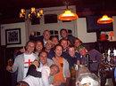 The Orange supporters celebrate Netherlands' win, England v Netherlands, ICC World Twenty20, Group B, Lord's, June 5, 2009