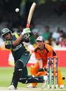 Shoaib Malik hits out, Netherlands v Pakistan, ICC World Twenty20, Lord's, June 9, 2009