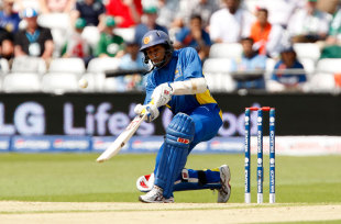 Tillakaratne Dilshan gets innovative, Sri Lanka v West Indies, ICC World Twenty20, Trent Bridge, June 10, 2009