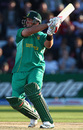 Jacques Kallis flays past point during his 57, England v South Africa, ICC World Twenty20, Trent Bridge, June 11, 2009