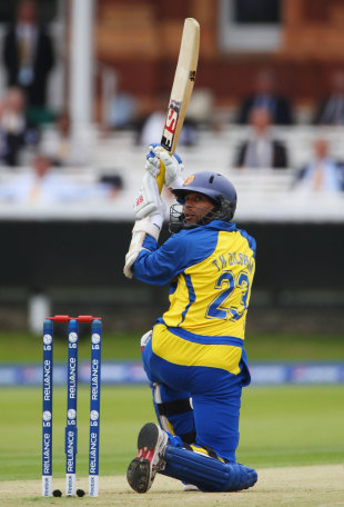 Tillakaratne Dilshan plays the scoop, Pakistan v Sri Lanka, ICC World Twenty20 Super Eights, Lord's, June 12, 2009