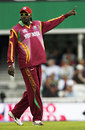 Not much went right for West Indies and Chris Gayle while fielding, South Africa v West Indies, ICC World Twenty20 Super Eights, The Oval, June 13, 2009
