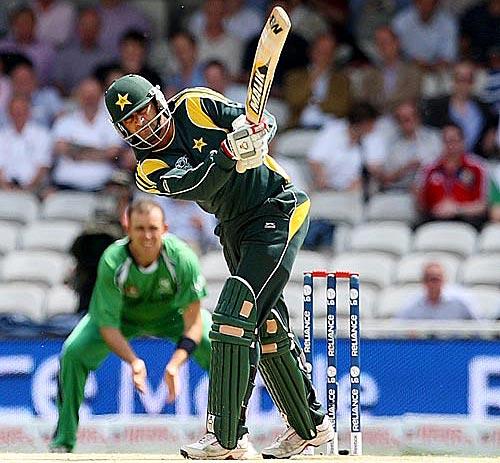 Shahzaib Hasan fell for 23 | Cricket Photo | ESPN Cricinfoshahzaib