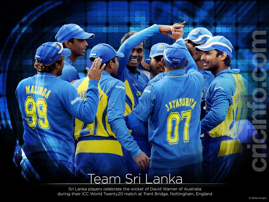 Team Sri Lanka | Cricket Wallpapers | ESPN Cricinfo