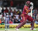 Xavier Marshall is bowled off an inside edge, Sri Lanka v West Indies, ICC World Twenty20, 2nd semi-final, The Oval, June 19, 2009