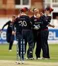 Nicky Shaw finished with figures of 2 for 17, England v New Zealand, ICC Women's World Twenty20 final, Lord's, June 21, 2009