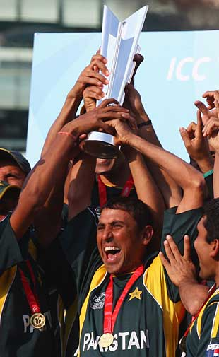 Pakistan are crowned World Twenty20 champions, Pakistan v Sri Lanka, ICC World Twenty20 final, Lords, June 21, 2009