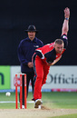 Andrew Flintoff steams in against Derbyshire, Derbyshire v Lancashire, Twenty20 Cup, Derby, June 25, 2009