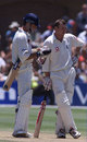 Michael Vaughan and Michael Atherton added 68 together, South Africa v England, 2nd Test, Port Elizabeth, 3rd day, December 11, 1999