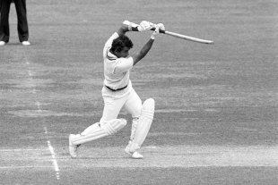 Sunil Gavaskar: passed the ultimate trial by fire
