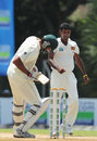 Nuwan Kulasekara traps Abdur Rauf in front of the stumps, Sri Lanka v Pakistan, 2nd Test, Colombo, 1st day, July 12, 2009