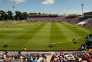 A general view of Cardiff, England v Australia, 1st Test, Cardiff, 5th day, July 12, 2009
