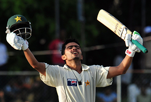 A century on Test debut, batting in an unfamiliar position? Right, off to the wilderness with you