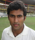 Udit Patel, player portrait, July 2009