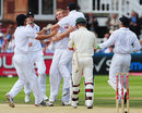 Flintoff bows out from Lord's in style