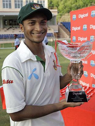 Wisden - West Indies v Bangladesh 2009