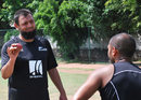 Saqlain Mushtaq has some advice for Jeetan Patel