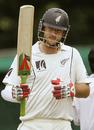 Daniel Vettori brings up his hundred, SLC Development XI v New Zealanders, tour match, Colombo, 3rd day, August 9, 2009