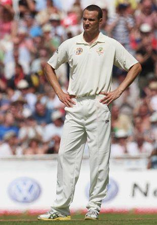 Stuart Clark's teapot would have made Glenn McGrath proud, England v Australia, 4th Test, Headingley, 3rd day, August 9, 2009