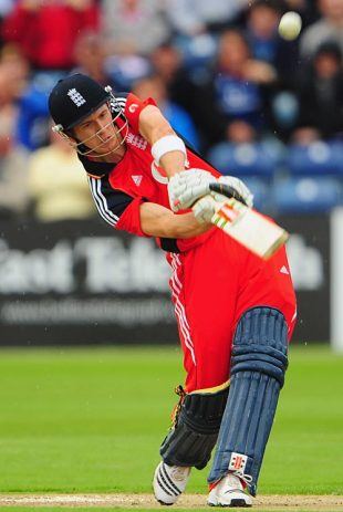 Joe Denly opened on ODI debut, Ireland v England, only ODI, Stormont, August 27, 2009